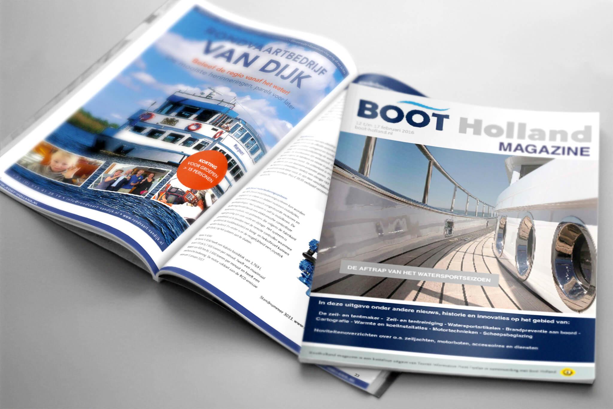 BootHolland Magazine