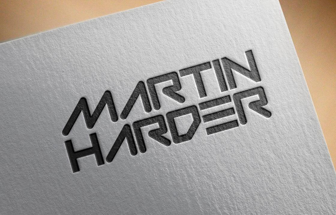 Logo Ontwerp Martin Harder